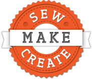 Sew Make Create Logo