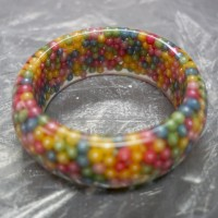 Resin Jewellery Classes with Embedded Objects in Sydney