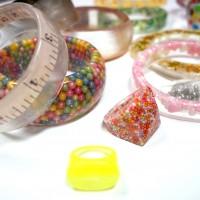 Resin Jewellery Workshops in Sydney