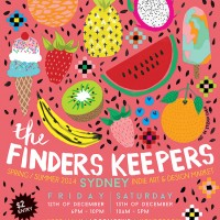 Finders Keepers Market Sydney