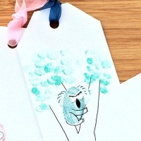 Kids Fingerprint Art Workshop