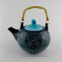 Ceramic Teapot Painting Workshop Sydney