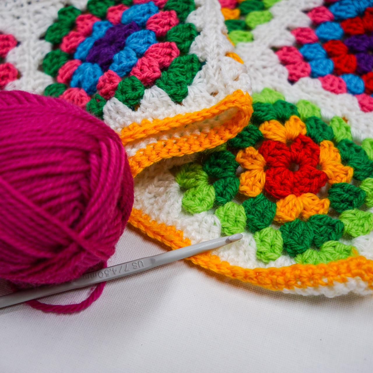 Crochet Lessons : Beginners Crochet Lessons in Sydney