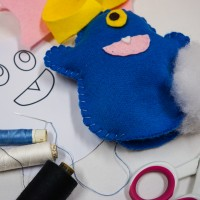 Kids Monster Toy Making Workshop