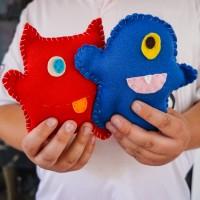 Kids Monster Toy Making Workshop