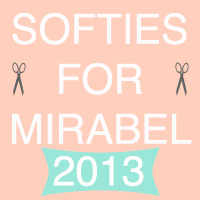 Softies for Mirabel 2013