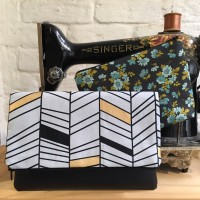 Zipper Clutch Sewing Workshop in Sydney