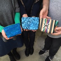 Zipper Pouch Purse Workshop in Sydney