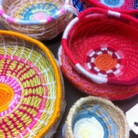 Basket Weaving Workshop in Sydney