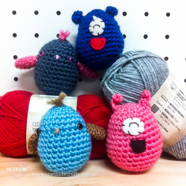 Amigurumi Crochet Classes in Sydney