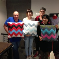 Quilted Cushion Sewing Classes in Sydney