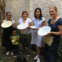 Ceramic Painting Lessons in Sydney