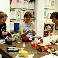 Crochet Knitting Meet Up