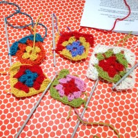Crochet Granny Square Classes in Sydney