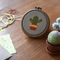 Cross Stitch Embroidery Classes in Sydney