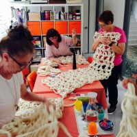 Extreme Crochet Workshop in Sydney