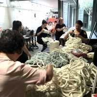 Giant Crochet Classes in Sydney