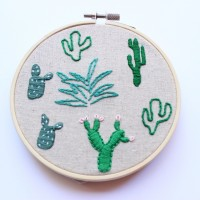 Beginners Hand Embroidery Classes in Sydney