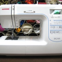Janome DC 2101 Computerised Sewing Machine