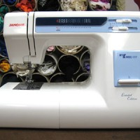 Janome My Excel 18W Mechanical Sewing Machine