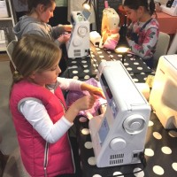 Kids Sewing Workshops in Sydney