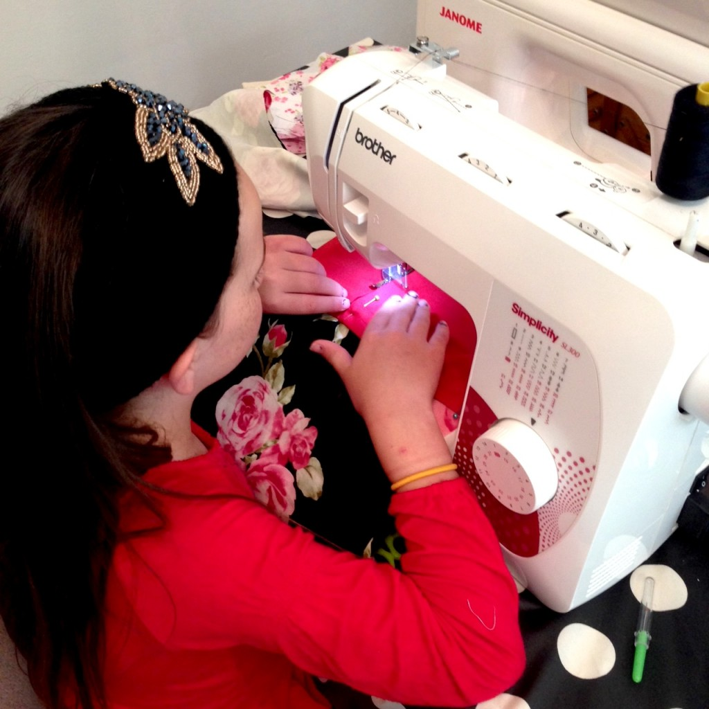 Kids and Teens Sewing Lessons in Sydney