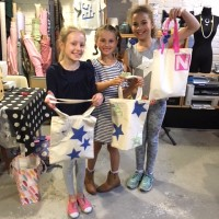 Kids School Holiday Sewing Workshops