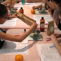 Kids School Holidays Natural Skincare Workshops