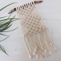 Beginner Macrame Classes in Sydney