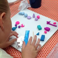 Kids Polymer Clay Jewellery Making Workshop Sydney