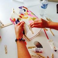 Lampshade Making Workshop in Sydney