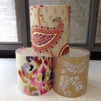 Make Your Own Lampshade Class
