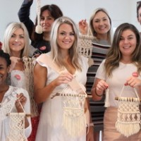 Macrame Craft Classes in Sydney
