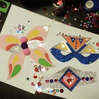 Kids Mask Making Craft Workshop Sydney