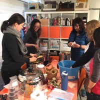 Natural Fabric Dyeing Classes in Sydney