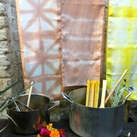 Natural Dyeing Workshop in Sydney
