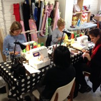 Overlocker Sewing Workshops in Sydney