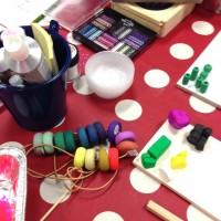Polymer Clay Jewellery Workshop in Sydney