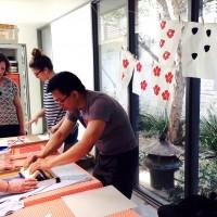 Screen Printing Classes in Sydney