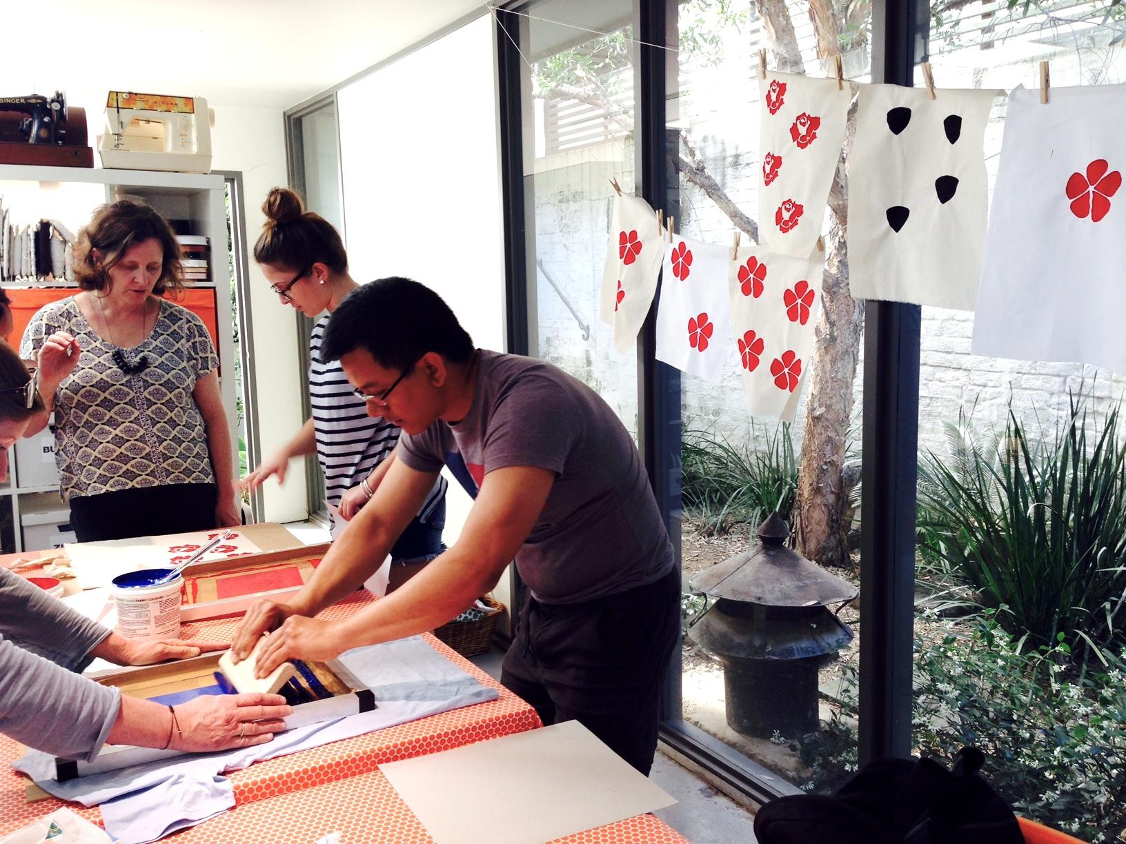 screen printing sydney coursesite - photo#20