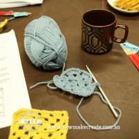 Beginners Crochet Class Workshop - Sew Make Create