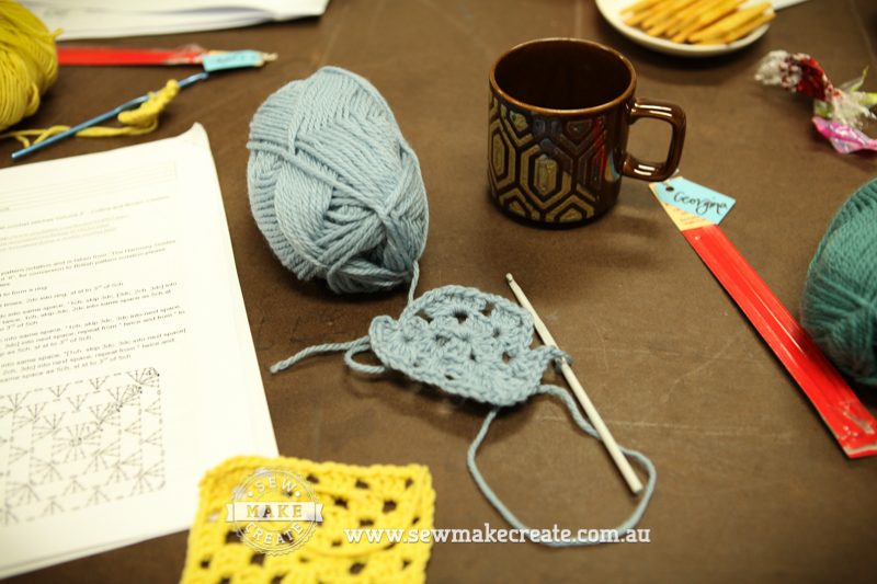 ... Crochet Classes or improve your crochet further with our other Crochet