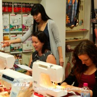 Intro to Beginners Sewing Class