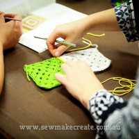 Crochet Clinic at Sew Make Create