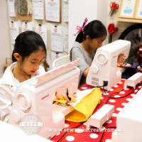 Kids Teens School Holiday Sewing Course