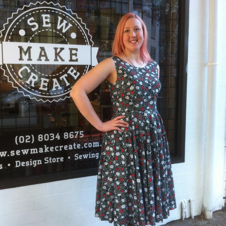Vintage Dressmaking Workshop in Sydney
