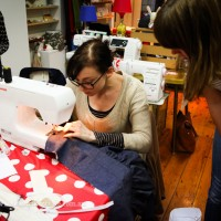 Zippers and Skirts Workshop