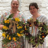 Christmas Wreath and Floristry Workshops in Sydney