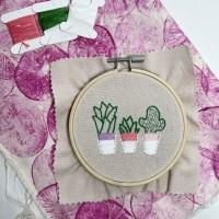Online Hand Embroidery Workshop in Australia