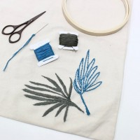 Hand Embroidery Classes in Sydney